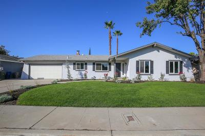 Clovis Single Family Home For Sale: 1014 Bundy Avenue