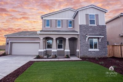 Clovis Single Family Home For Sale: 4274 Fairmont Avenue