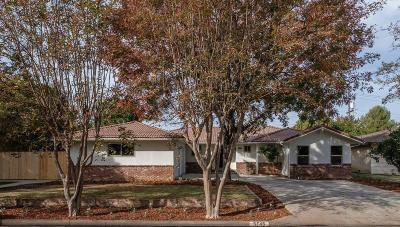 Single Family Home For Sale: 5745 N Millbrook Avenue