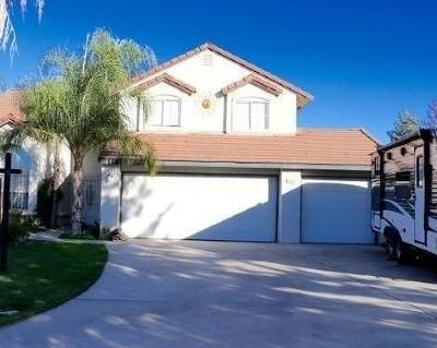 Kerman Single Family Home For Sale: 486 S Thomas Avenue