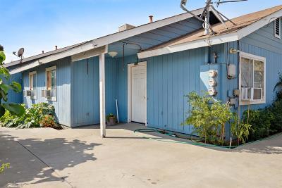 Dinuba Multi Family Home For Sale: 258 S P Street #101