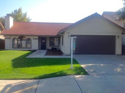 Clovis Single Family Home For Sale: 653 N Shirley Avenue