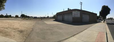 Fowler Commercial For Sale: 111 W Merced Street
