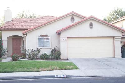 Clovis Single Family Home For Sale: 3612 Sabre Avenue