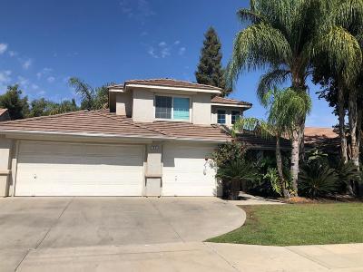 Clovis Single Family Home For Sale: 2693 Burlingame Avenue