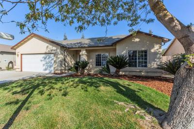 kingsburg Single Family Home For Sale: 643 W Sunset Street