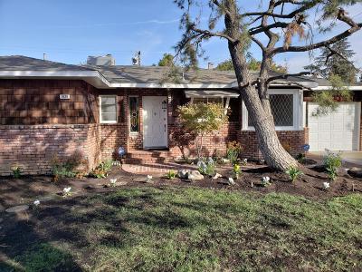 Single Family Home For Sale: 3620 N Effie Street