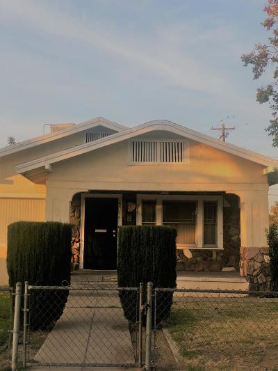 Fresno Single Family Home For Sale: 3153 E Butler Avenue