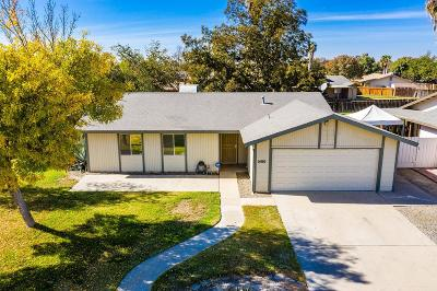 Hanford Single Family Home For Sale: 1400 9 1/4 Avenue