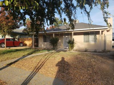 Single Family Home For Sale: 1520 N Pacific Avenue