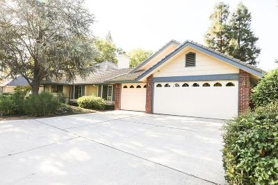 Fresno Single Family Home For Sale: 9139 N Chadwick Lane