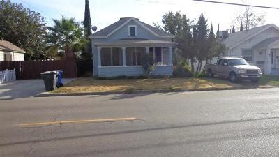 Hanford Single Family Home For Sale: 115 E Malone Street