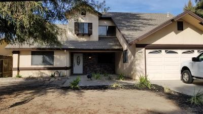 Clovis Single Family Home For Sale: 1355 Saginaw Avenue