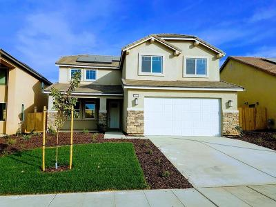 Madera Single Family Home For Sale: 553 Alpine Way #lot85