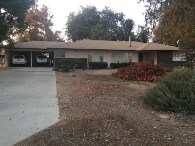 Dinuba Single Family Home For Sale: 10776 Simpson Road