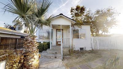 Coalinga Single Family Home For Sale: 524 E Valley Street