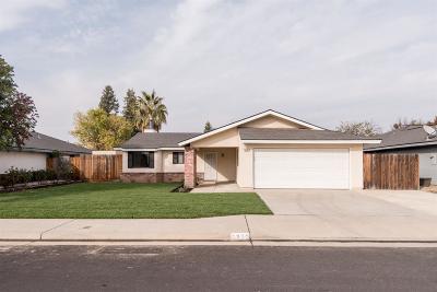 Clovis Single Family Home For Sale: 1375 Lansing Avenue