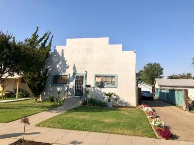 Dinuba Single Family Home For Sale: 228 N K Street