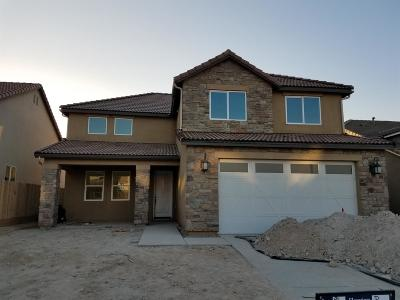 Madera Single Family Home For Sale: 578 Mesa Drive #lot91