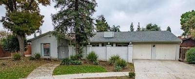 Fresno Single Family Home For Sale: 1880 S Caesar Avenue