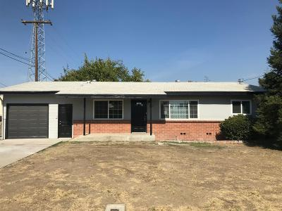 Tulare Single Family Home For Sale: 1570 E Sierra Avenue