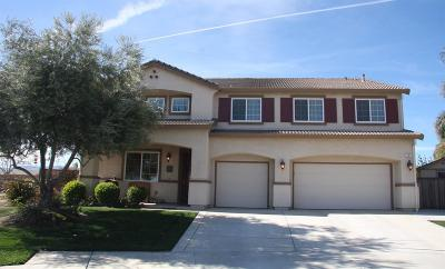 Coalinga Single Family Home For Sale: 724 Petite Sirah Lane