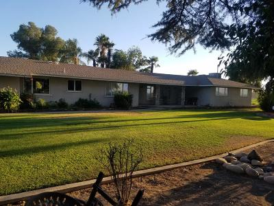Fresno Single Family Home For Sale: 6709 E Belmont Avenue