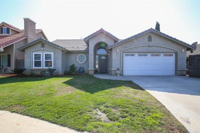 Clovis Single Family Home For Sale: 2434 Sample Avenue