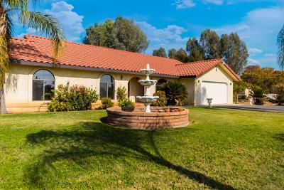 Fresno Single Family Home For Sale: 9796 E McKinley Avenue