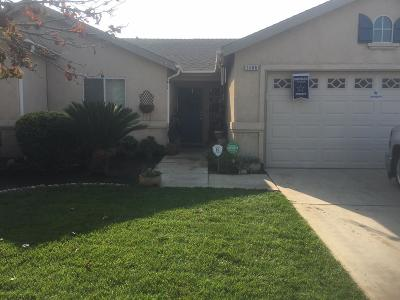 Dinuba Single Family Home For Sale: 1406 Briarwood Drive