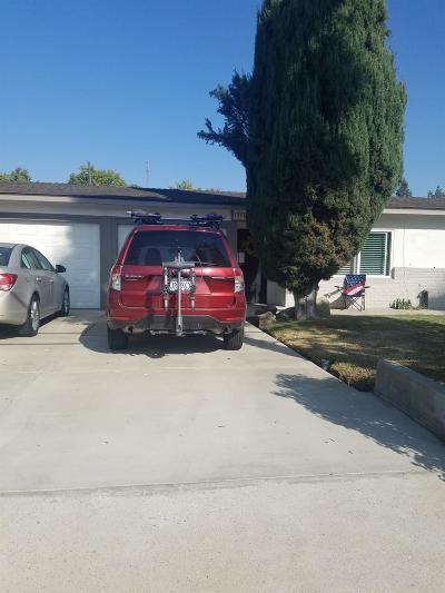 Clovis Multi Family Home For Sale: 583 W Bullard Avenue