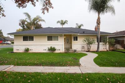 Single Family Home For Sale: 634 E Escalon Avenue
