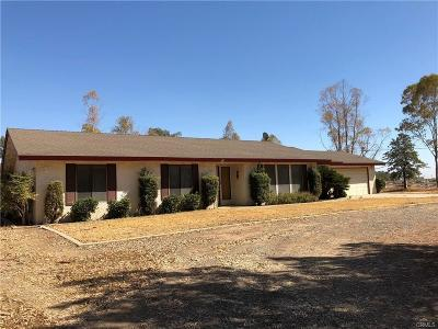 Madera Single Family Home For Sale: 19931 Road 30 1/2