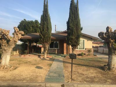 Madera Single Family Home For Sale: 825 Sierra Street