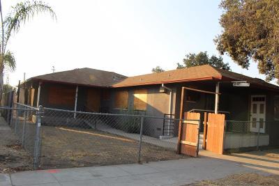 Fresno Single Family Home For Sale: 912 Fresno Street