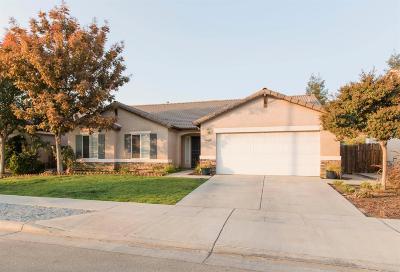 Fresno Single Family Home For Sale: 6035 E Bellaire Way