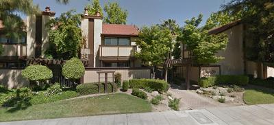Fresno Condo/Townhouse For Sale: 1550 W Ashlan Avenue #222