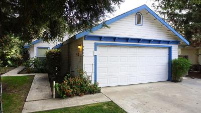 Visalia Single Family Home For Sale: 2710 W Mission Court
