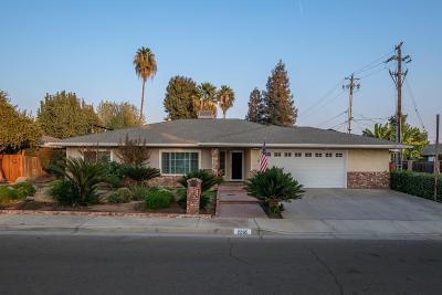Sanger Single Family Home For Sale: 2265 3rd Street