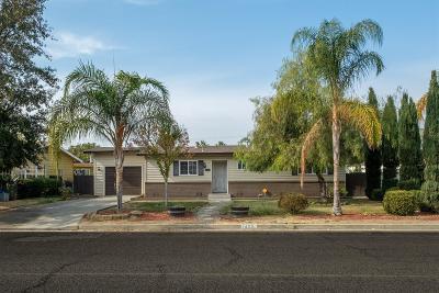 Sanger Single Family Home For Sale: 1405 Richard Avenue