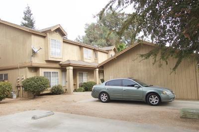 Clovis, Fresno, Sanger Multi Family Home For Sale: 4781 N Polk Avenue