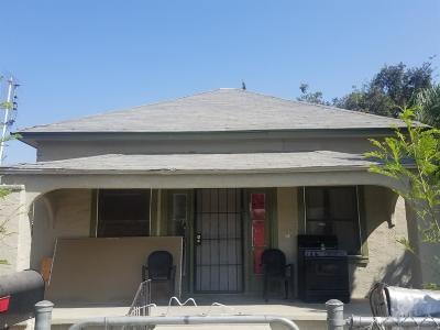 Fresno Single Family Home For Sale: 241 E Tuolumne Street
