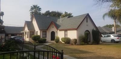Fresno Single Family Home For Sale: 156 S Woodrow Avenue
