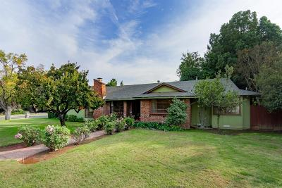 Fresno Single Family Home For Sale: 1589 W Roberts Avenue