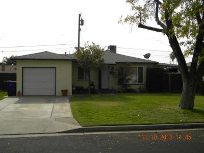 Clovis Single Family Home For Sale: 510 Beverly Drive