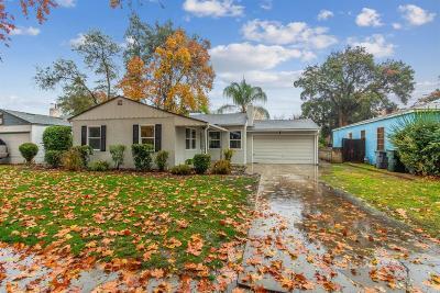 Single Family Home For Sale: 2724 N Farris Avenue