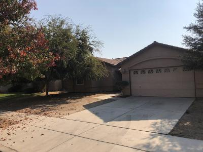 Kerman Single Family Home For Sale: 14233 W C Street
