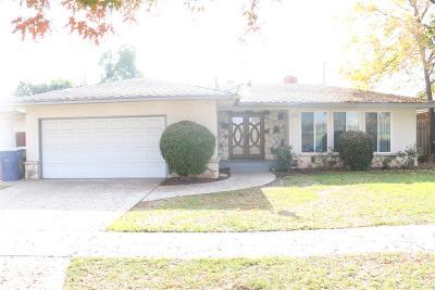 Fresno Single Family Home For Sale: 1175 E Barstow Avenue