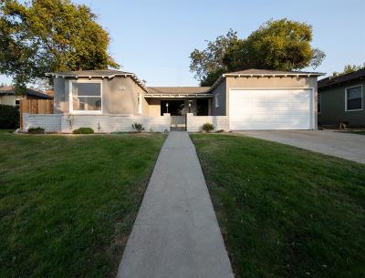 Fresno Single Family Home For Sale: 1840 N Thorne Avenue