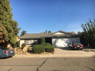 Sanger Single Family Home For Sale: 2416 Vine Street